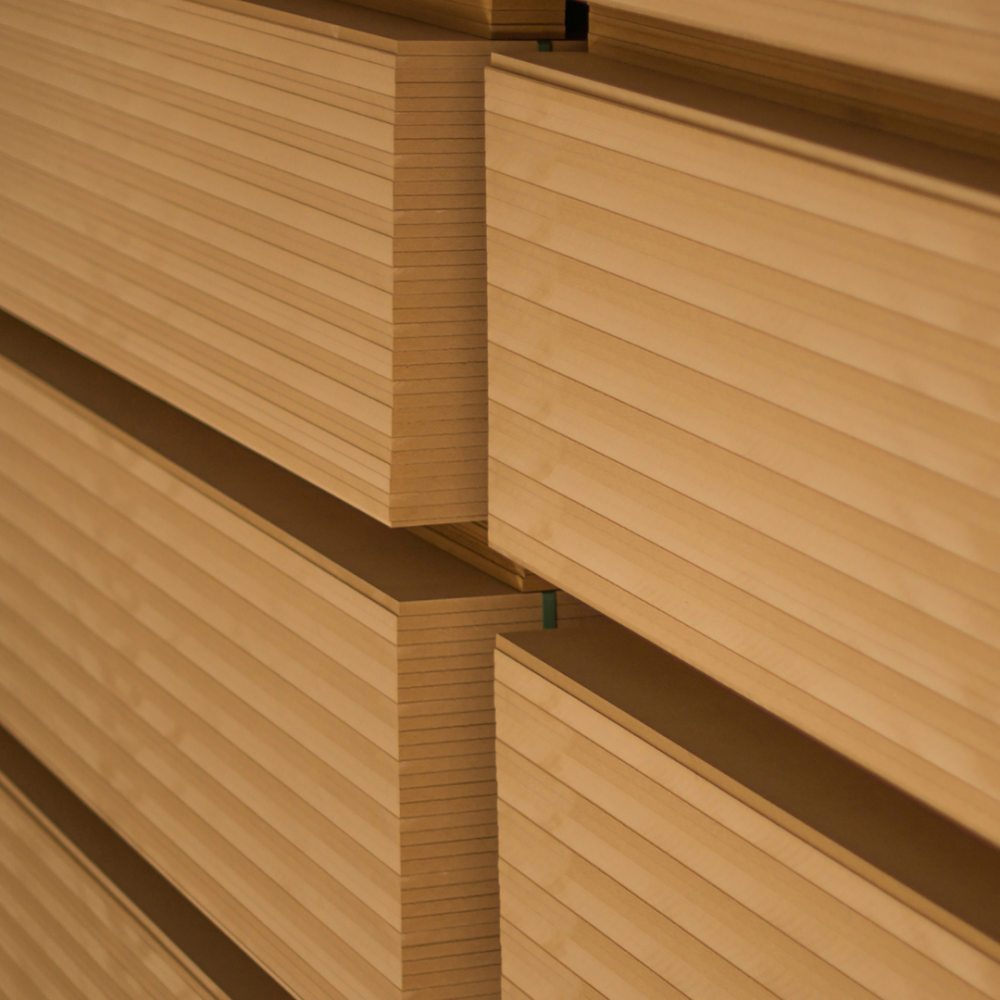 stacked mdf